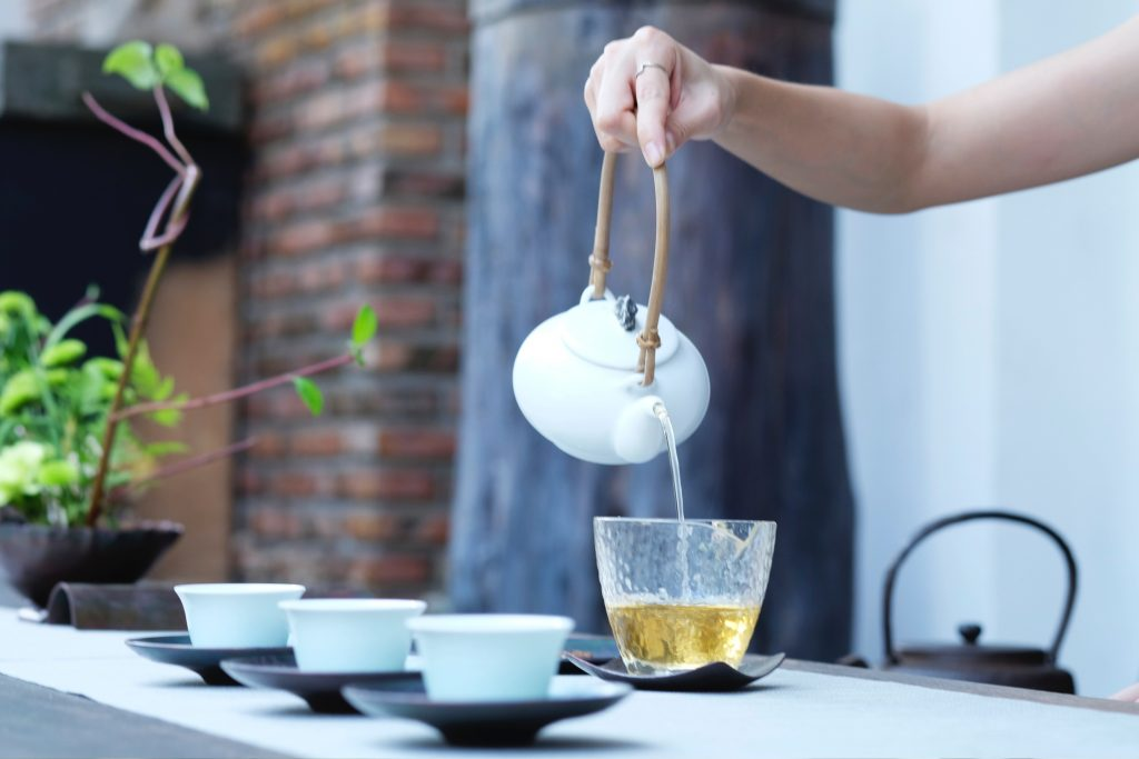 chinese herbal tea for weight loss