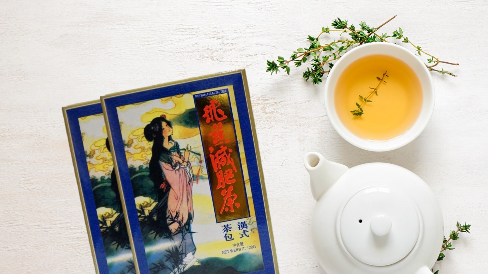 Feiyan Tea: Chinese Weight Loss Tea | How does it work?