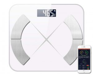 Smart Body Scale With Bluetooth for weight loss