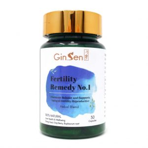 improve fertility naturally with food supplements