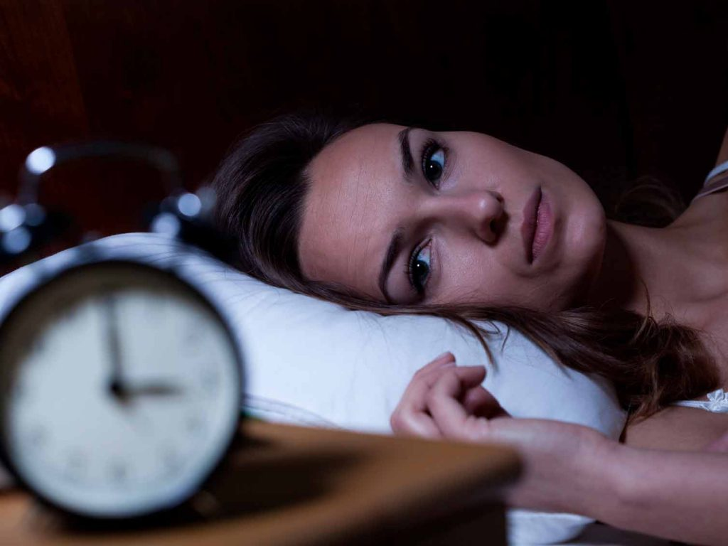 how to treat insomnia naturally with chinese medicine