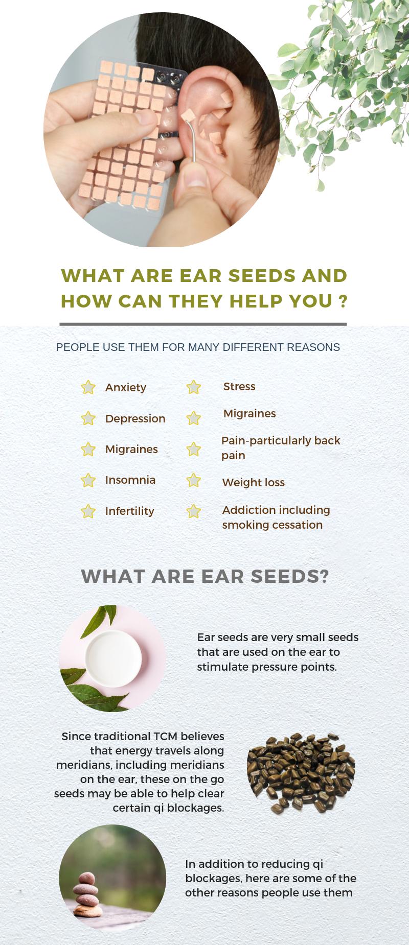 ear seeds in london