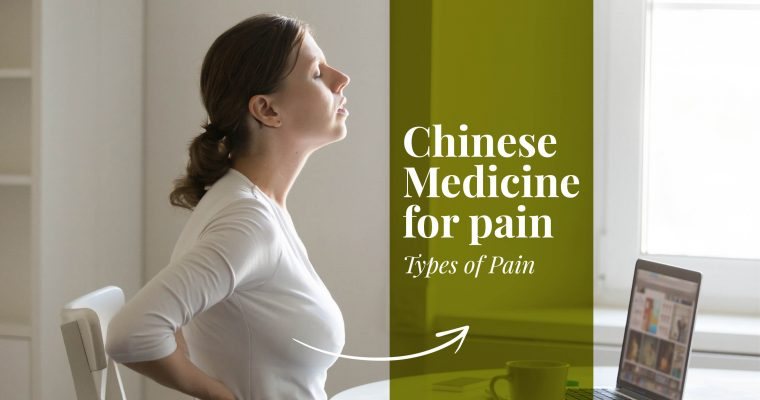 Chinese Medicine for Pain