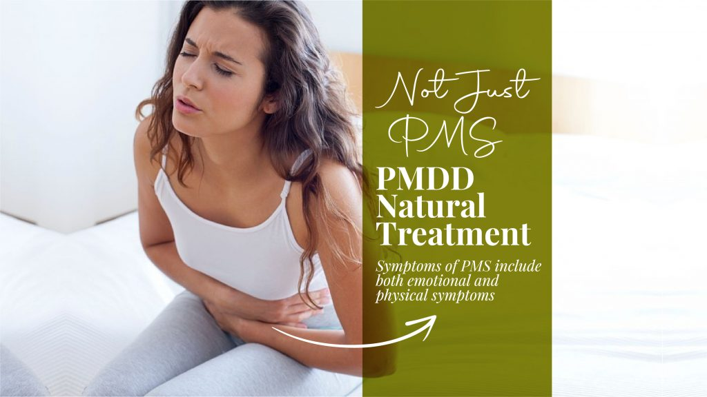 PMDD natural treatment