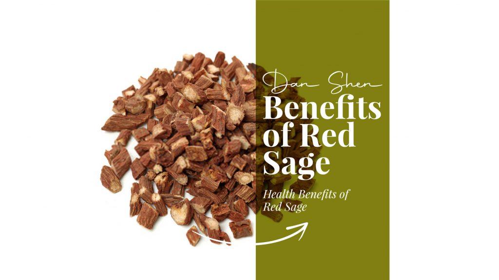 red sage benefits