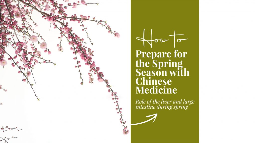 spring season with chinese medicine