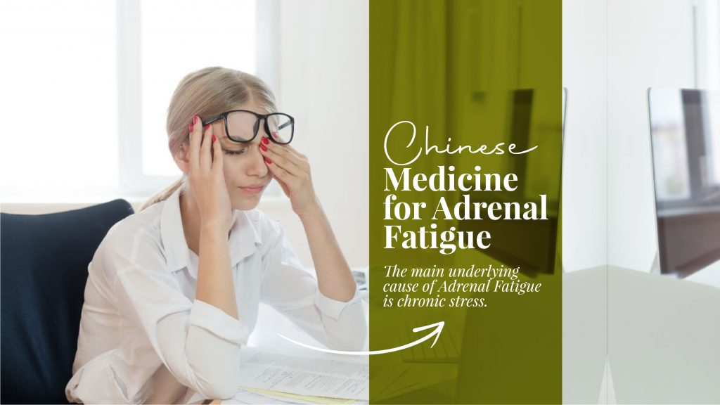 chinese medicine for adrenal fatigue