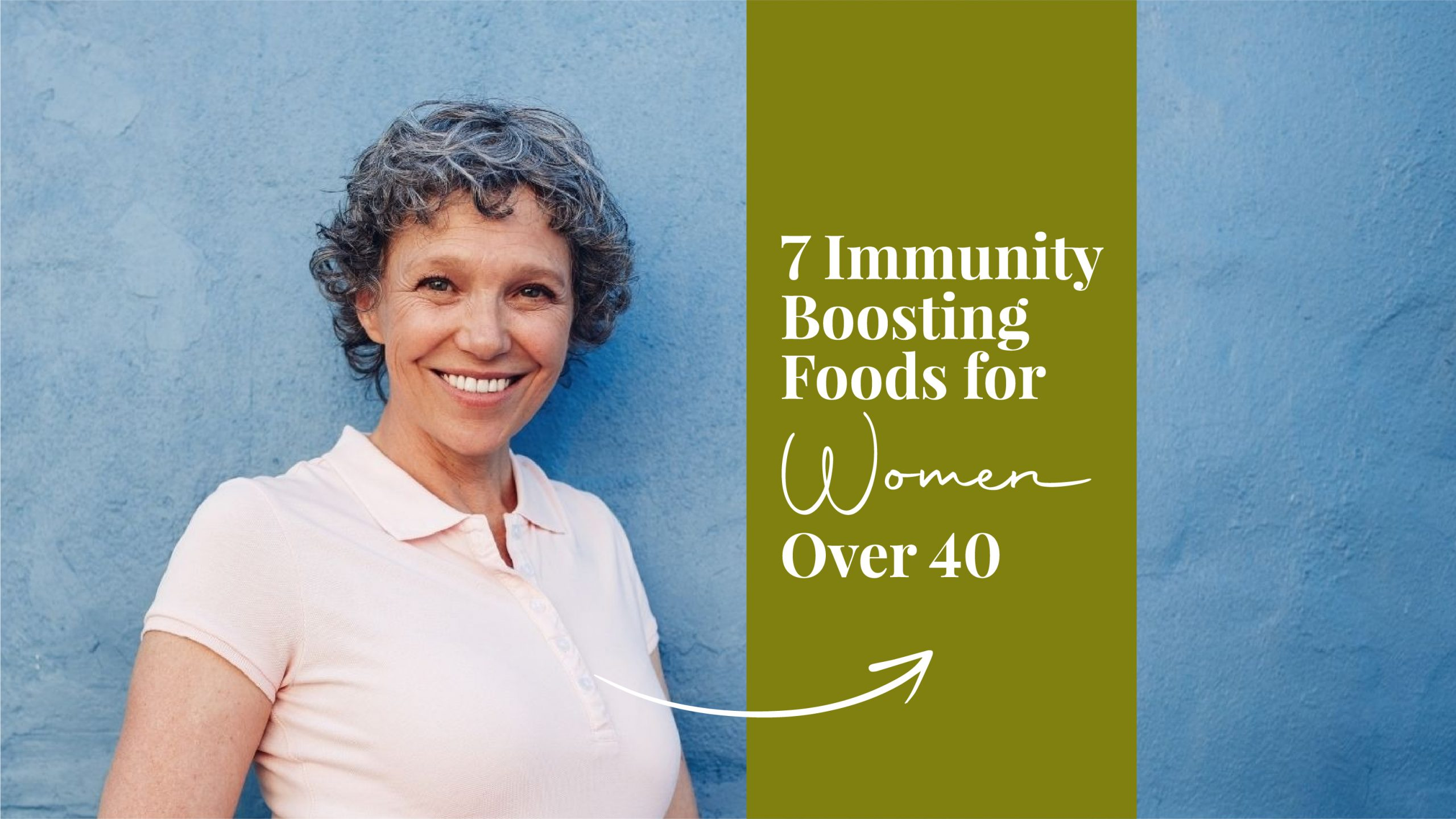 7 Immunity Boosting Foods For Women Above The Age Of 40