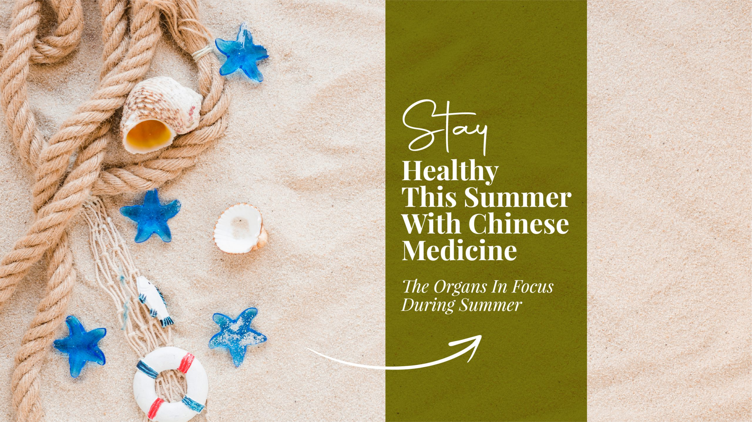 STAY HEALTHY THIS SUMMER WITH CHINESE MEDICINE