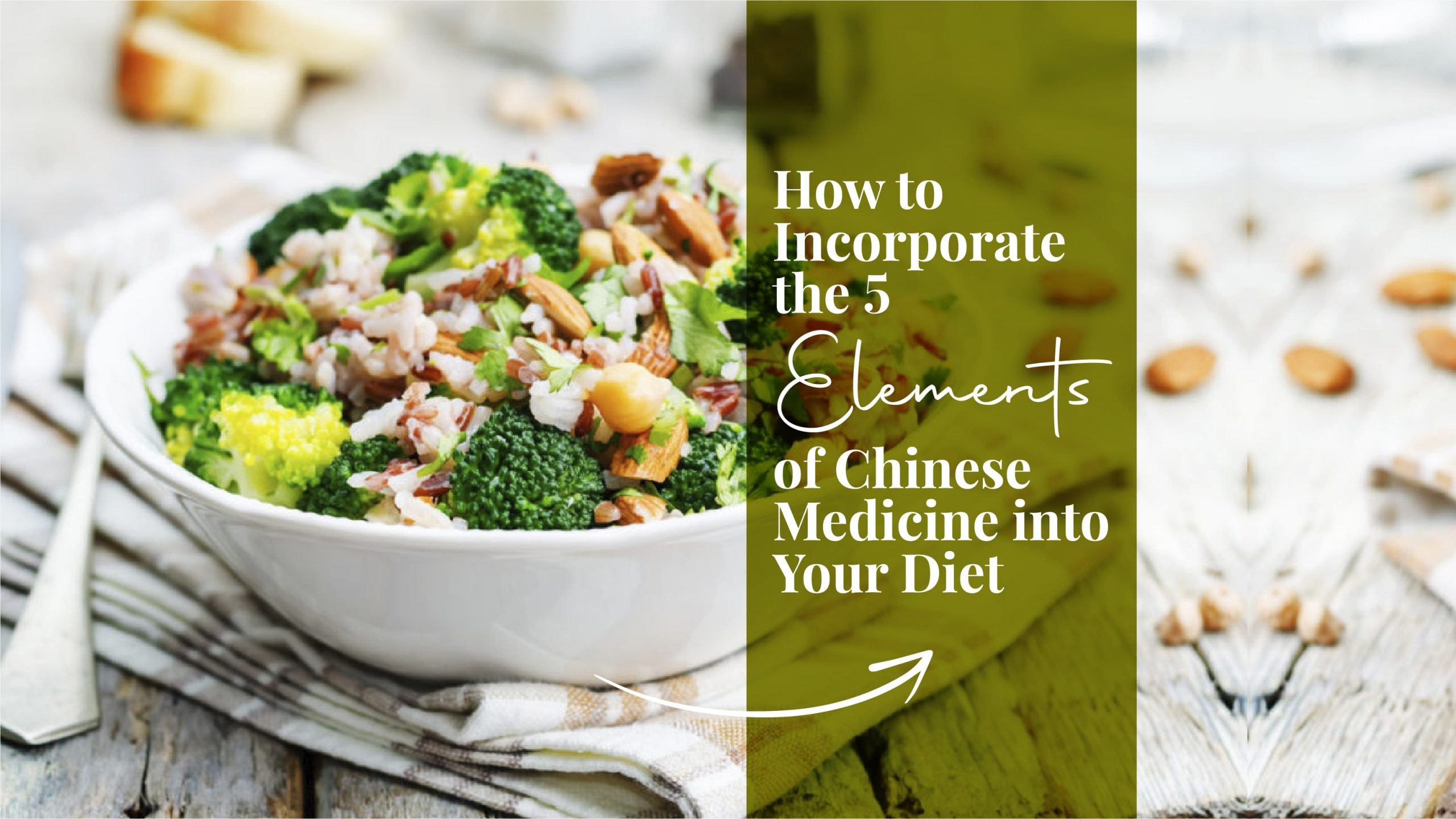 5 Element Diet : What To Eat For Your Body Type