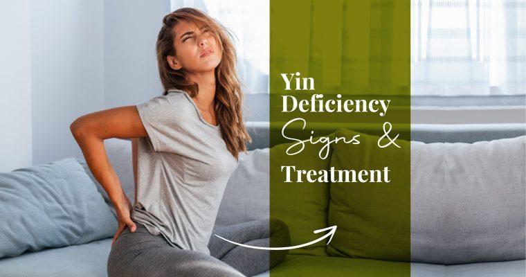 yin deficiency